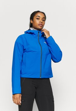 The North Face - W FL INSULATED JACKET - Chaqueta Hard shell - blue
