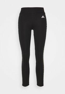 adidas Performance - LEO - Tights - black/grey four