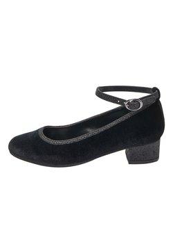 Next - MARY JANE HEELS (OLDER) - Ballerinat nilkkaremmillä - black