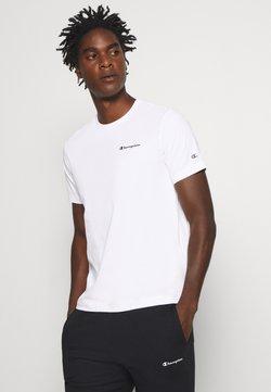 Champion - LEGACY CREWNECK - T-shirt basic - white