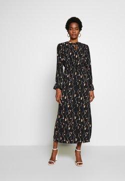 Vero Moda - VMGALICE ANKLE DRESS - Maxiklänning - black/galice