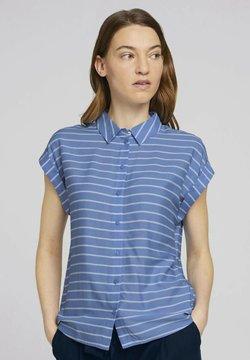 TOM TAILOR - Hemdbluse - blue stripe