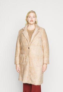 ONLY Carmakoma - CARCLAIRE COAT - Manteau classique - warm taupe