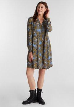 Esprit - Blusenkleid - olive