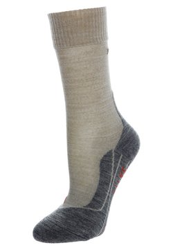 FALKE - TK5 ULTRA LIGHT - Sportsocken - sand