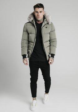 SIKSILK - DISTANCE JACKET - Winterjacke - khaki