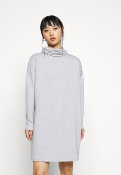 GAP Petite - DRESS - Vapaa-ajan mekko - heather grey