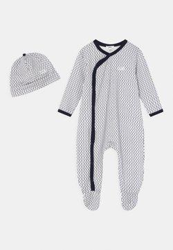 BOSS Kidswear - SET UNISEX - Strampler - navy