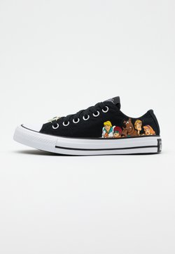 Converse - CHUCK TAYLOR SCOOBY - MYSTERY INC - Sneakers - black/multicolor/white