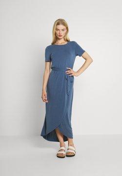 Object - OBJANNIE NADIA DRESS - Maxikleid - ensign blue