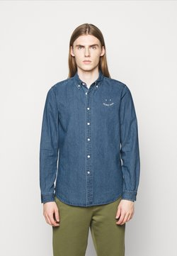 PS Paul Smith - MENS TAILORED FIT - Koszula - light blue