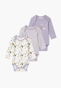Sense Organics - YVON RETRO BABY 3 PACK - Body - pale lilac