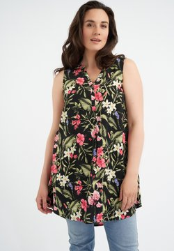 MS Mode - Bluse - multi pink red