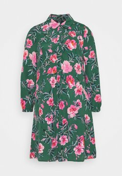 Tom Joule - ATHENA - Blusenkleid - green floral