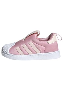 adidas Originals - SUPERSTAR 360 SHOES - Slip-ons - pink