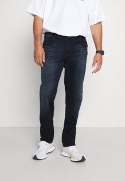 Jack & Jones - JJIGLENN JJICON - Jeans Straight Leg - blue denim