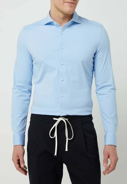 OLYMP No. Six - SUPER - Businesshemd - bleu