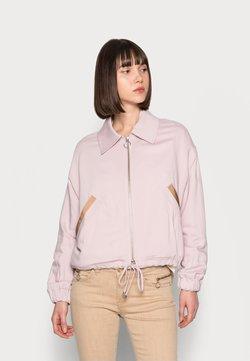 Mos Mosh - DARCY RONO JACKET - Bombertakki - burnished lilac