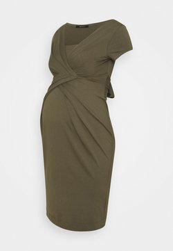 9Fashion - HOLLY NEW II - Vestido de tubo - khaki