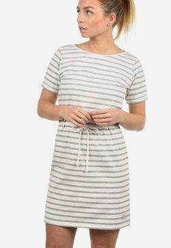 Blendshe - ENA - Jerseykleid - light grey