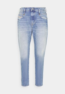 Diesel - D-FAYZA - Jeans Relaxed Fit - indigo
