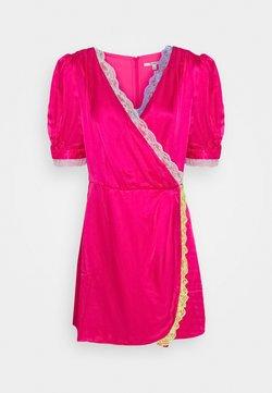 Olivia Rubin - LENA DRESS - Vestido de cóctel - pink