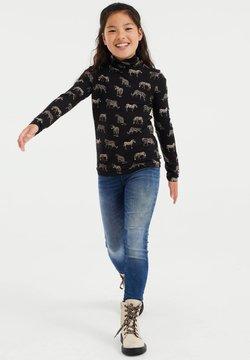 WE Fashion - Långärmad tröja - black