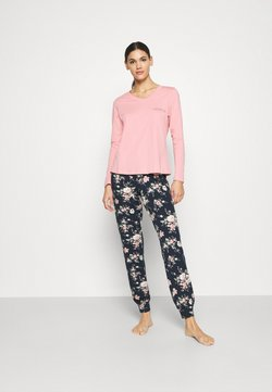 ONLY - ONLBELLA NIGHTWEAR SET - Pyjama - blush/night sky
