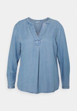 MY TRUE ME TOM TAILOR - BLOUSE - Bluse - blue denim