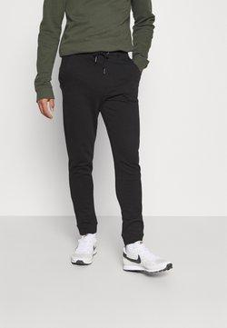 Blend - PANTS - Jogginghose - black