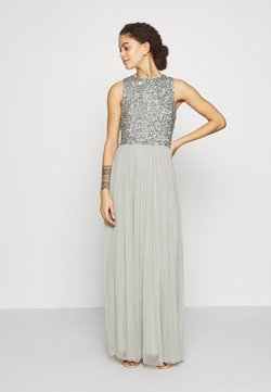 Lace & Beads Petite - PICASSO - Occasion wear - sage