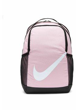 Nike Performance - BRASILIA - Reppu - pink/black/white