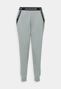 Calvin Klein Performance - PANTS - Jogginghose - green