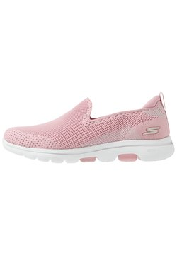 Skechers Performance - GO WALK 5 - Zapatillas para caminar - light pink