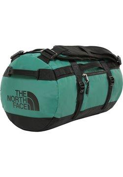 The North Face - BASE CAMP DUFFEL - XS - Sporttasche - evergreen/tnf black