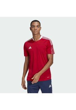 adidas Performance - TIRO 21 - Printtipaita - team power red