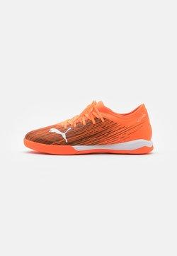 Puma - ULTRA 3.1 IT - Fußballschuh Halle - shocking orange/black