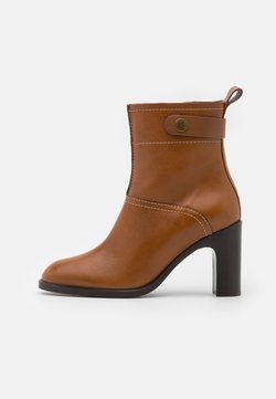See by Chloé - High Heel Stiefelette - cammello