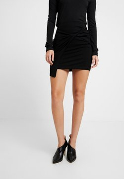 EDITED - PHILA SKIRT - Wickelrock - black
