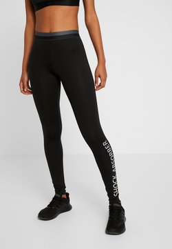 Shock Absorber - BRANDED LEGGINGS - Tights - schwarz