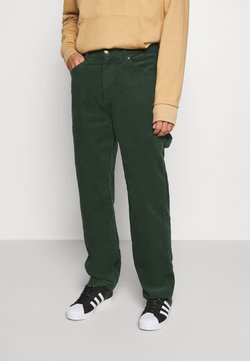 Karl Kani - PANTS - Trousers - green