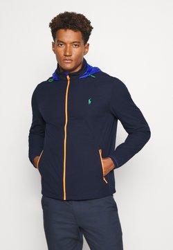 Polo Ralph Lauren Golf - HOOD ANORAK JACKET - Regenjas - french navy