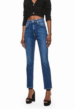 Pepe Jeans - DUA LIPA X PEPE JEANS - Jeans slim fit - denim