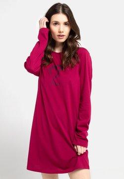 Schiesser - Nachthemd - rot
