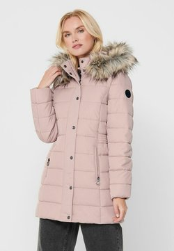 ONLY - ONLLUNA QUILTED COAT - Parka - shadow gray