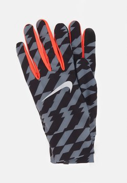 Nike Performance - LIGHTWEIGHT TECH GLOVES - Guantes - black/bright crimson/silver