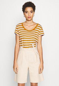 Anna Field - T-Shirt print - white/yellow