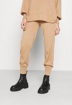 YAS - YASRONJA - Jogginghose - tawny brown melange