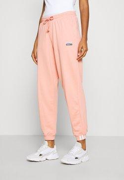 adidas Originals - REGULAR JOGGER - Træningsbukser - trace pink