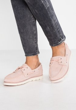 Timberland - CAMDEN FALLS BOAT - Chaussures bateau - light pink
